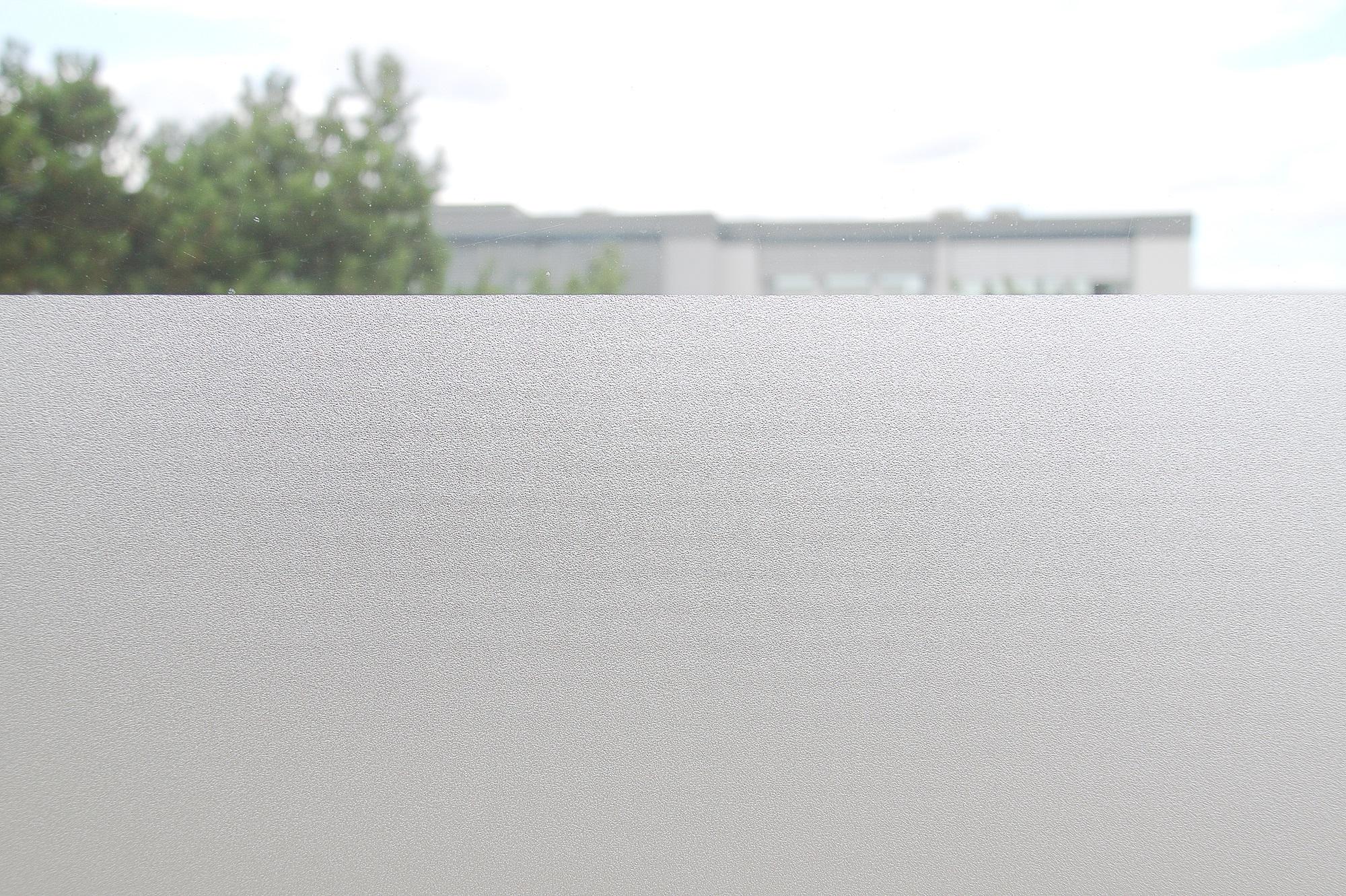 Statische fensterfolie sichtschutz sonnenschutz breite 60 90 152cm l nge bis 20m ebay - Statische fensterfolie anbringen ...