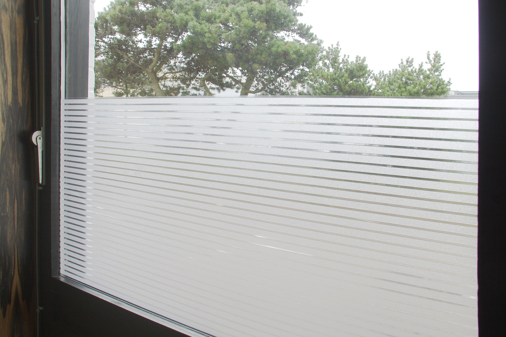 Statische Fensterfolie Selbstklebend Sichtschutz Sonnenschutz